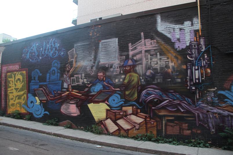 Toronto's Street Art