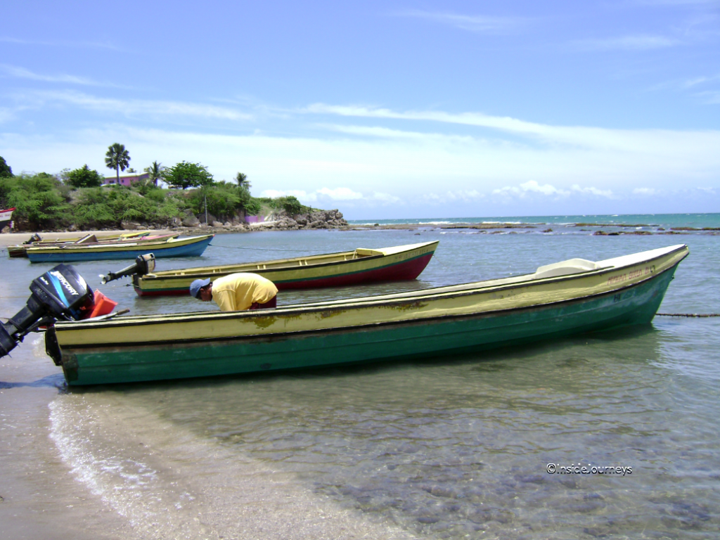 Treasure Beach Boats