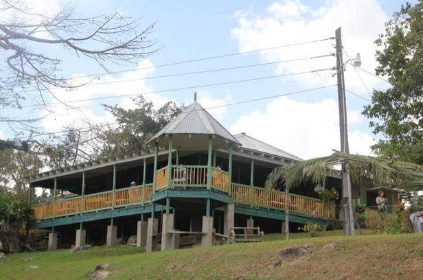 Hilton house