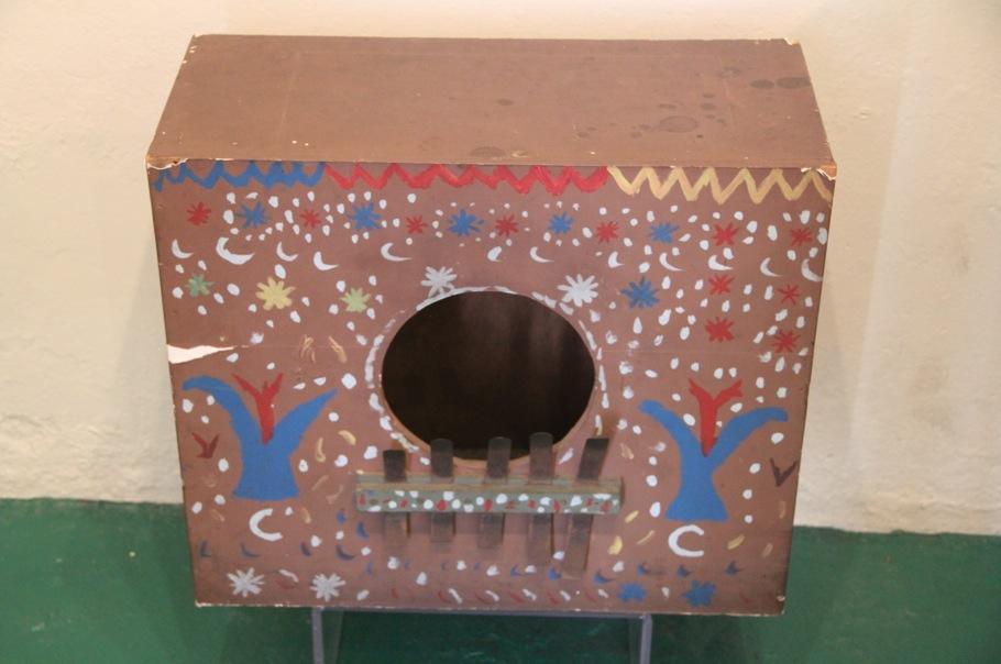 Rhumba box, Jamaica