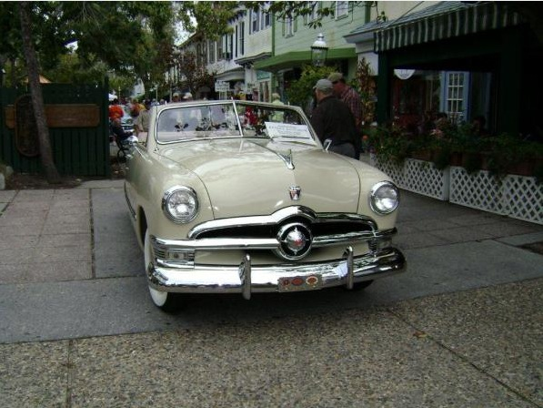 1950s Ford, Cape May