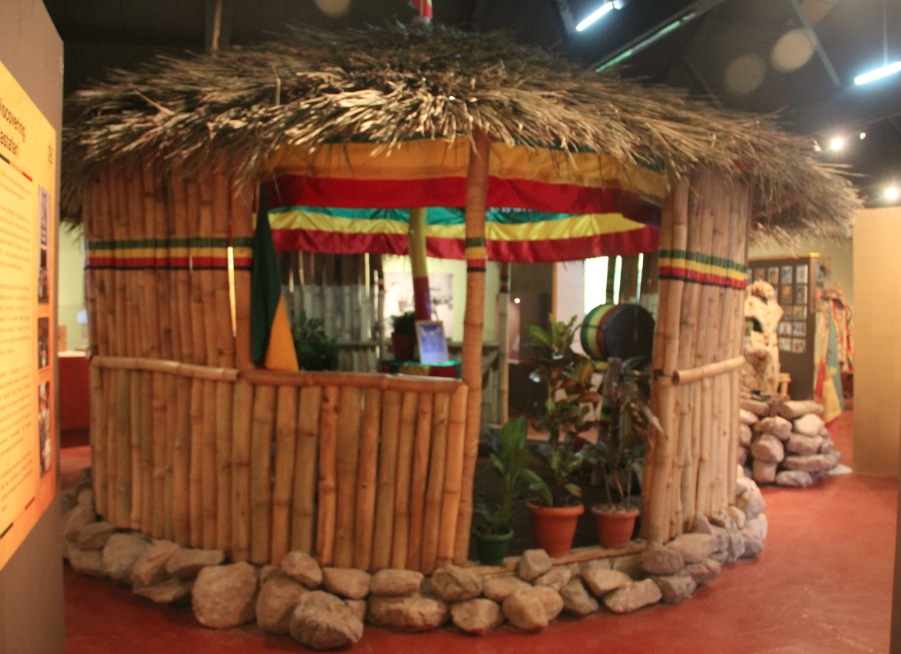 Rastafari exhibition, Jamaica