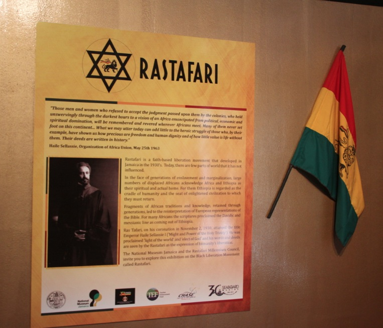 Rastafari exhibition