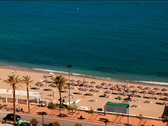 Spain - Costa del Sol, Kevin Poh